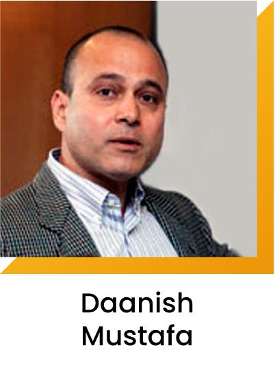 Daanish Mustafa
